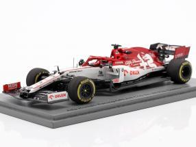Robert Kubica Alfa Romeo Racing C39 #88 Fiorano Shakedown F1 2020 1:43 Spark