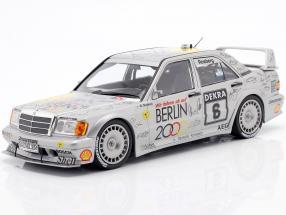 Mercedes-Benz 190E 2.5-16 Evo 2 #6 DTM 1992 Keke Rosberg 1:18 Minichamps