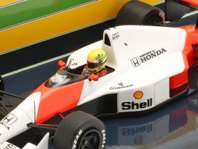 Ayrton Senna McLaren MP4/5B #27 World Champion Canada GP F1 1990
