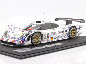 Porsche 911 GT1 #26 Winner 24h LeMans 1998 McNish, Aiello, Ortelli 1:8 Amalgam