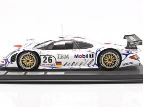 Porsche 911 GT1 #26 Winner 24h LeMans 1998 McNish, Aiello, Ortelli