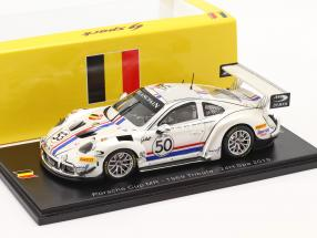 Porsche 911 GT3 Cup MR #50 24h Spa 2019 1969 Tribute 1:43 Spark