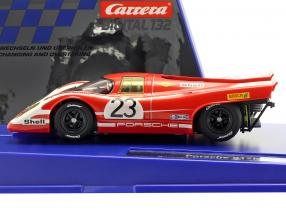 Digital 132 SlotCar Porsche 917K #23 Winner 24h LeMans 1970
