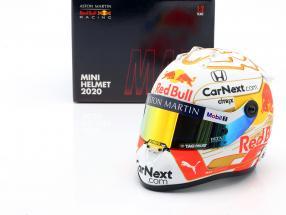 Max Verstappen #33 Aston Martin Red Bull Racing formula 1 2020 helmet 1:2 Schuberth