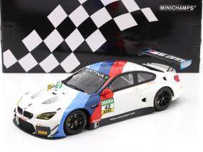 BMW M6 GT3 #42 Winner GT Masters Oschersleben 2017 Collard , Eng 1:18 Minichamps