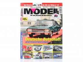Modell Fahrzeug - magazine output November December 06 / 2020
