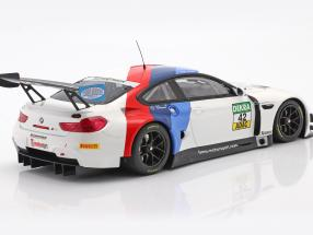 BMW M6 GT3 #42 Winner GT Masters Oschersleben 2017 Collard , Eng