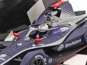 Sam Bird Envision Virgin Racing #2 formula E 2019/20