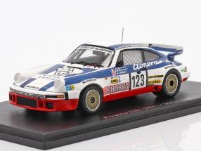 Porsche 930 #123 24h LeMans 1984 J.M. Almeras, J. Almeras, Winters 1:43 Spark