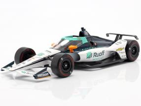 F. Alonso Chevrolet #66 Indycar Series 2020 Arrow McLaren SP 1:18 Greenlight