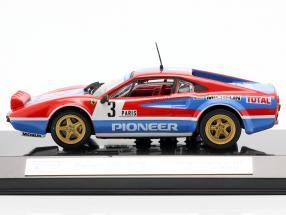 Ferrari 308 GTB #3 Rallye Monte Carlo 1982 Andruet, Biche