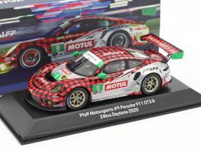 Porsche 911 GT3 R #9 24h Daytona 2020 Pfaff Motorsports 1:43 Spark