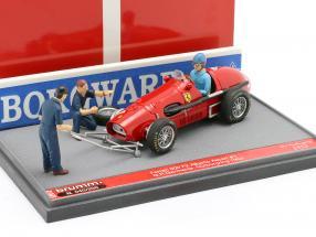 Alberto Ascari Ferrari 500 F2 #1 German GP F1 World Champion 1953 1:43 Brumm