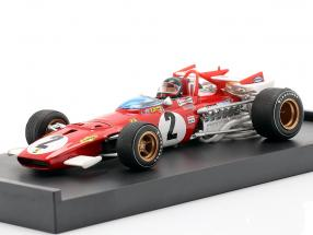 J. Ickx Ferrari 312B #2 GP Italy Formula 1 1970 1:43 Brumm