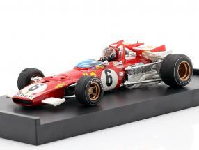 I. Giunti Ferrari 312B #6 GP Italy Formel 1 1970 1:43 Brumm