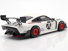 Porsche 935/19 #70 based on 911 (991 II) GT2 RS