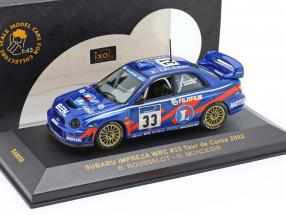 Subaru Impreza WRC #33 Tour de Corse 2002, Rousselot, Mondesir 1:43 Ixo