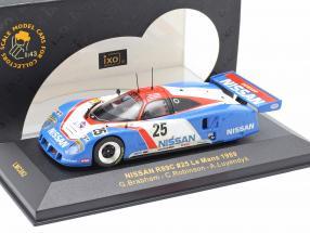 Nissan R89C #25 Le Mans 1989 Brabham, Robinson, Luyendyk 1:43 Ixo