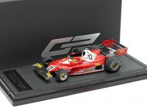 Carlos Reutemann Ferrari 312T2 Early Season #12 formula 1 1977 1:43 GP Replicas
