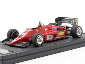 Michele Alboreto Ferrari 156/85 #27 formula 1 1985 1:43 GP Replicas
