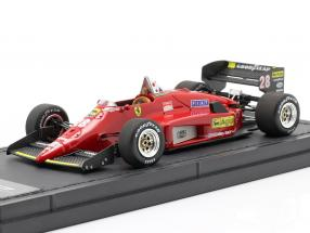 Rene Arnoux Ferrari 156/85 #28 formula 1 1985 1:43 GP Replicas
