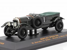 Bentlley Speed Six #1 Winner Le Mans 1929 Barnato, Birkin 1:43 Ixo