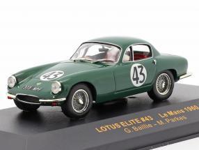 Lotus Elite #43 Le Mans 1960 Baillie, Parkes 1:43 Ixo