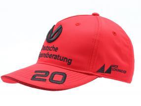 Mick Schumacher Cap #20 formula 2 2020 red