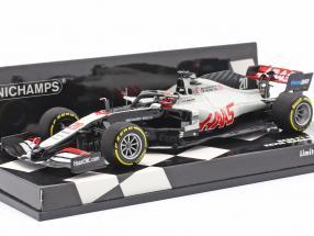 Kevin Magnussen Haas VF-20 #20 Launch Spec formula 1 2020 1:43 Minichamps