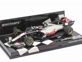 Romain Grosjean Haas VF-20 #8 Launch Spec formula 1 2020 1:43 Minichamps