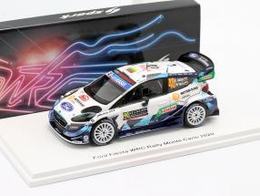 Ford Fiesta WRC #40 Rallye Monte Carlo 2020 Jocius, Mindaugas 1:43 Spark