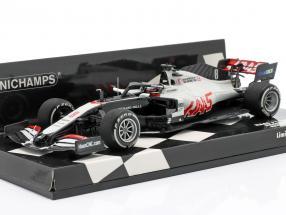 Romain Grosjean Haas VF-20 #8 Austrian GP formula 1 2020 1:43 Minichamps