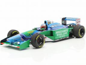 Michael Schumacher Benetton B194 #5 German GP F1 World Champion 1994 1:18 Minichamps