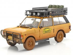 Land Rover Range Rover Camel Trophy Papua New Guinea 1982 Dirty Version 1:18 Almost Real