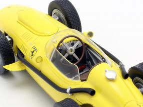 Ferrari Dino 246 formula 1 1958 Plain Body Edition yellow