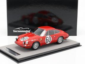 Porsche 911 S #60 24h LeMans 1967 Wicky, Farjon