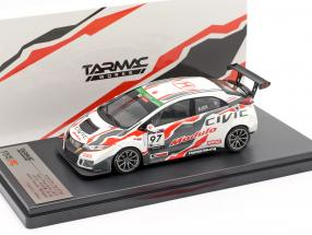Honda Civic Type R FK2 #97 Super Taikyu Series 2017 1:43 Tarmac Works