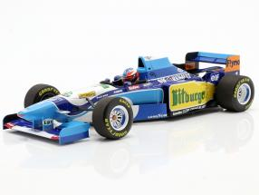 M. Schumacher Benetton B195 #1 World Champion Monaco GP F1 1995 1:18 Minichamps