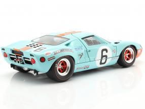 Ford GT40 MK1 #6 Winner 24h LeMans 1969 Ickx, Oliver
