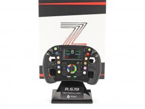 Renault R.S.19 formula 1 2019 steering wheel 1:2 Z-Models