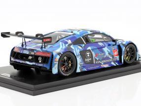 Audi R8 LMS #48 Winner Race 2 LMS Cup Sepang 2016 Mortara