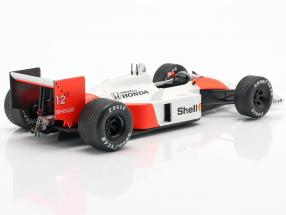 Ayrton Senna McLaren MP4/4 #12 F1 World Champion 1988