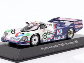 Porsche 956 #8 Winner 24h Daytona 1985 Henn's Swap Shop Racing 1:43 Spark