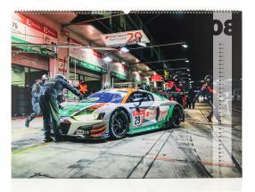 24h Nürburgring calendar 2021  67 x 42 cm / group C Motorsport publishing company