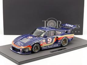 Porsche 935 K3/80 #9 Winner 24h Daytona 1981 Garretson Racing 1:12 TopMarques
