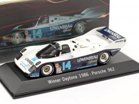 Porsche 962 #14 Winner 24h Daytona 1986 Löwenbräu Holbert Racing