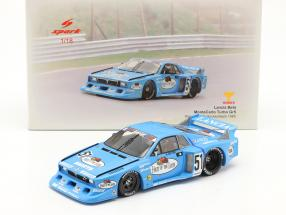 Lancia Beta Montecarlo Turbo #51 Winner DRM Hockenheim 1980 Heyer 1:18 Spark