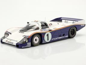 Porsche 956 #1 2nd 24h LeMans 1983 Ickx, Bell 1:18 Spark
