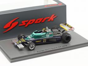 Derek Daly Ensign N177 #22 Dutch GP formula 1 1978 1:43 Spark