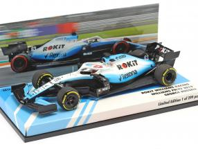 George Russell Williams FW42 #63 Formel 1 2019 1:43 Minichamps